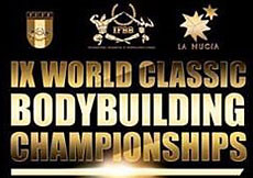 2014 World Classic Bodybuilding Championships