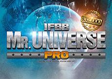 2021 Mr. Universe Pro
