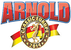 2014 Arnold Classic Europe, Madrid, Spain