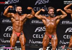 2018 Sweden Grand Prix, Bodybuilding over 90kg