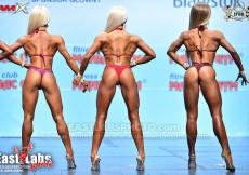 2018 World Fitness - Bikini 158cm