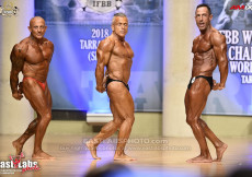 2018 World Master - Bodybuilding over 55y up to 75kg