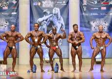 2018 World Master - Bodybuilding over 55y over 75kg