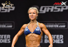 Sweden Grand Prix 2019 - Womens Physique Open