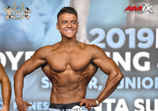 Junior MPh 16-23y 174cm - 2019 European Championships