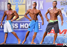 2014 Grand Prix Fitness House - Mens Physique, FINAL