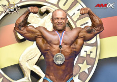 2020 ACE - Bodybuilding Overall