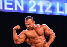 2014 Mozolani PRO Classic - Bodybuilding 212lbs