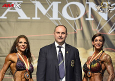 2019 Diamond Skopje - Master Bodyfitness