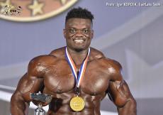 2017 ACE - Bodybuilding over 100kg