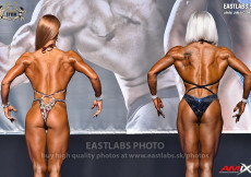 2018 European - Friday, Master Bodyfitness Overall