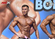 2021 European - Men's Physique 173cm