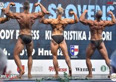 2019 Hnúšťa - Bodybuilding