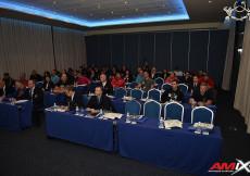 2014 World Classic, Alicante - judges meeting