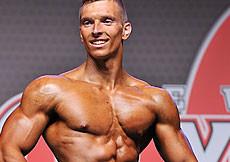 M Physique nad 178cm - Olympia Amateur Prague