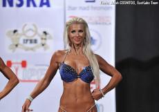 2017 Majstrovstvá Slovenska - bikini 169cm 2