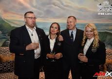 2015 Latvian Championships - banket