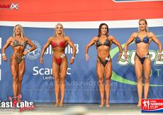2018 Nordic Cup - Bodyfitness 168cm plus