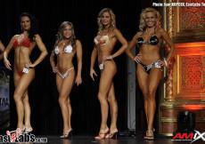 2010 IFBB World Cup bikini, semifinále