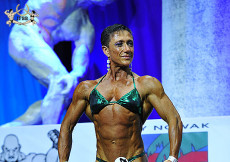 2014 AC USA Womens Physique prejudging and final