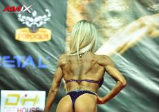 2018 Macedonia - Bikinifitness 169cm