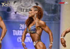 2018 World Master - Bodyfitness 35-39y