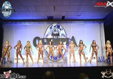 2016 Olympia Spain - bikini 160, 166, 172cm