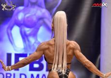 2019 World Master Bodyfitness 40-44y