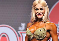 Bikini nad 168cm - Olympia Amateur Prague