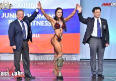 2019 WJC - Junior Bodyfitness Overall