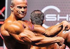Bodybuilding do 90kg - Olympia Amateur Prague