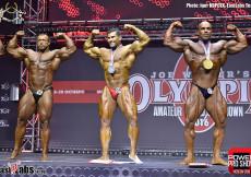 2016 OL Moscow - bodybuilding plus 100kg
