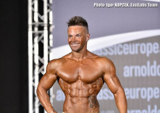 2016 Arnold Europe - Saturday AWARDS