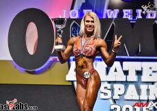 2015 Olympia Amat. Spain - OVERALL Bodyfitness