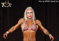 2017 Czechia PRO - Women´s Physique