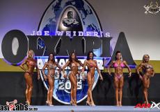 2015 Olympia Amat. Spain - Bodyfitness over 163cm