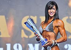 2014 Majstr Európy - bodyfitness masters overall