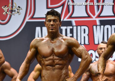2015 Olympia Am Moscow - Mens Ph Prejudging