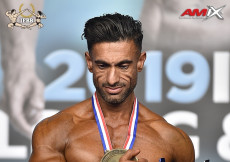 Master MPh Overall - 2019 European Championships