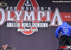 2015 Olympia Am Moscow - Kai GREENE
