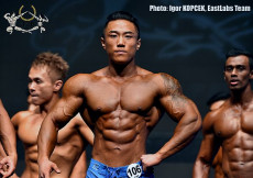 2015 Olympia Asia - Mens Ph Semifinal