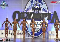 2016 Olympia Spain - AWARDS saturday