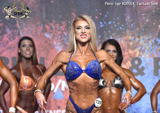 2017 European - Bodyfitness 168-168plus cm