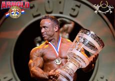 2015 Arnold Classic PRO - kategória Bodybuilding 212lbs