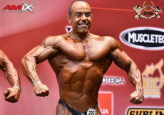 2018 Diamond Madrid, Day 2 - Bodybuilding 85kg