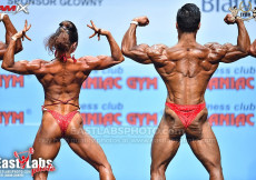 2018 World Fitness - Mixed Pairs