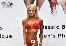 2018 Fitness Mania Classic 3 - Junior Bikini