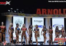 2016 ACA Fitness Bikini Prejudging