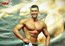 2018 Macedonia - Mens Physique 182cm