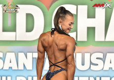 2020 World, Saturday - Bodyfitness 163cm